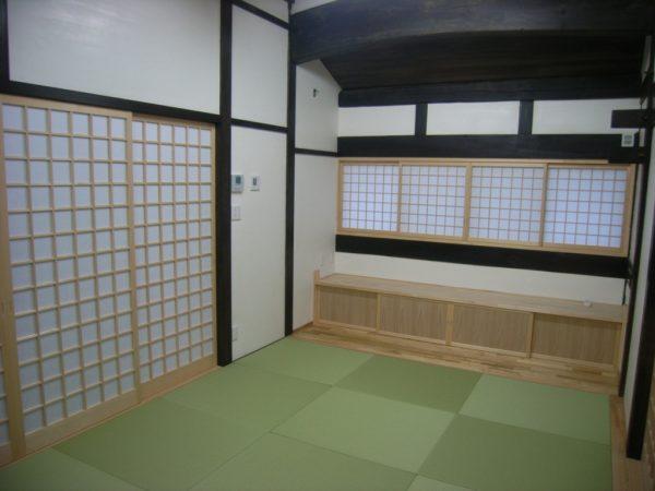 福井県美浜町Y様邸 和室アフター