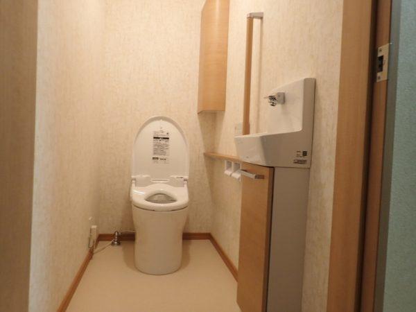 福井県美浜町N様 トイレアフター