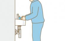 トイレ動作6