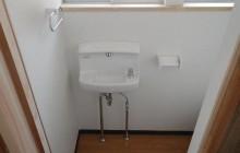 ⑤手洗い器