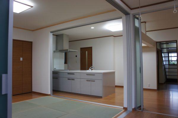 福井県美浜町N様邸 キッチンアフター