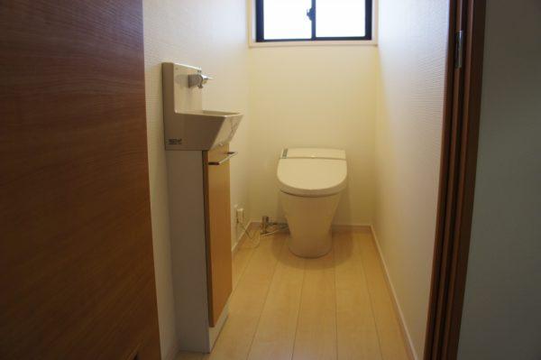 福井県美浜町N様邸 トイレアフター