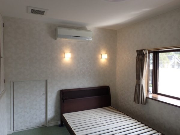 福井県美浜町Y様 寝室アフター
