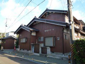 福井県美浜町Y様邸 外装ビフォアー
