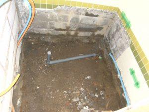 荒木 浴室脱衣場改修工事 (28)