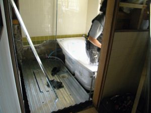 荒木 浴室脱衣場改修工事 (39)
