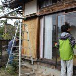 窓サッシ、外壁リフォーム 1