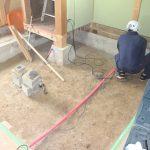 玄関ホールリフォーム工事 4