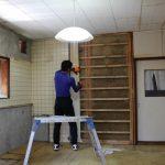 システムキッチン改修工事 2