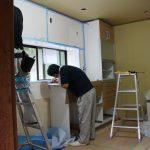 システムキッチン改修工事 4