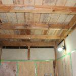 玄関ホール改修工事 2