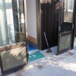 玄関ホール改修工事 7