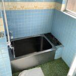 お孫さんが遊びに来るのを楽しみに『浴槽交換』①