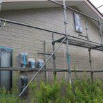 緑に映える家〚外壁塗装〛🏡②